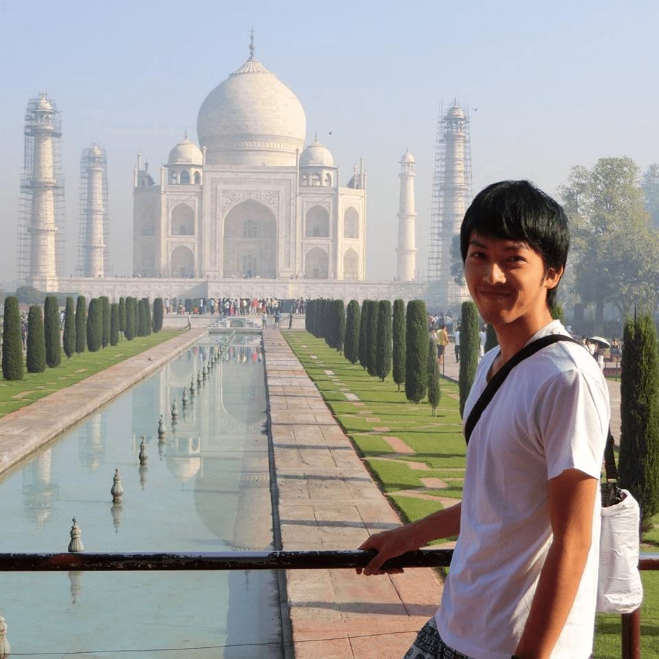 何か変えたくて踏み出したインド一人旅