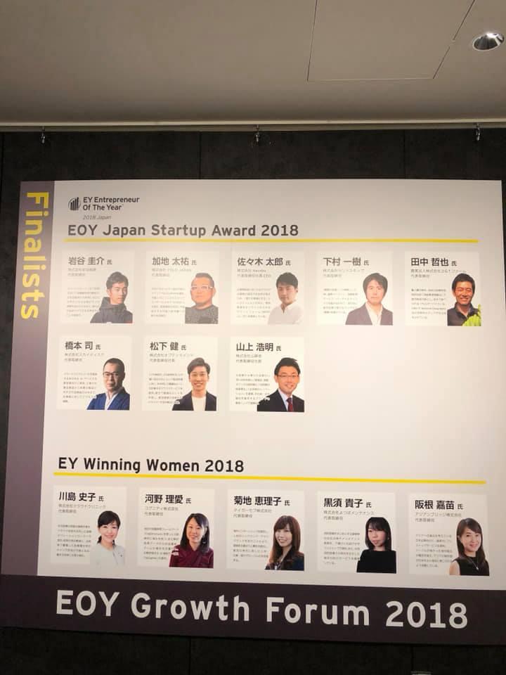 EY Wininng Women2018